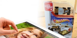 Hot Wheels Apptivity iPad-spill
