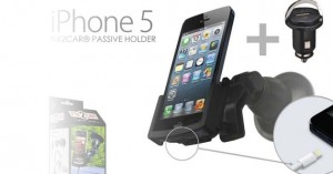 iPhone5 FIX2CAR bilholder
